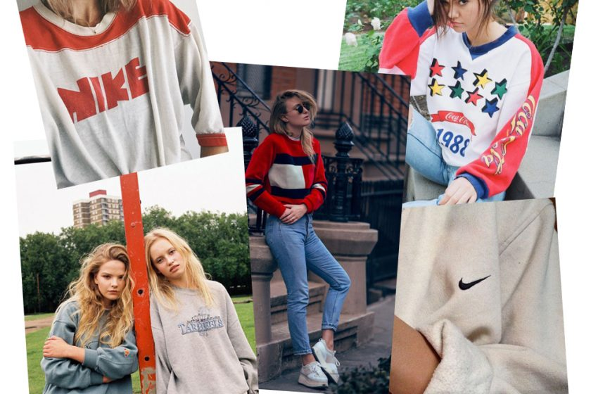 Retro Sweat Styles