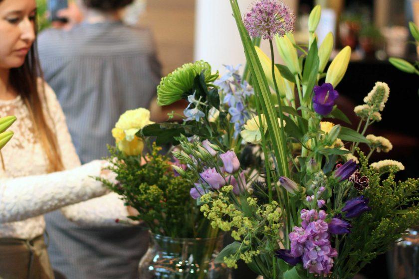 Bloomon Flower-Workshop